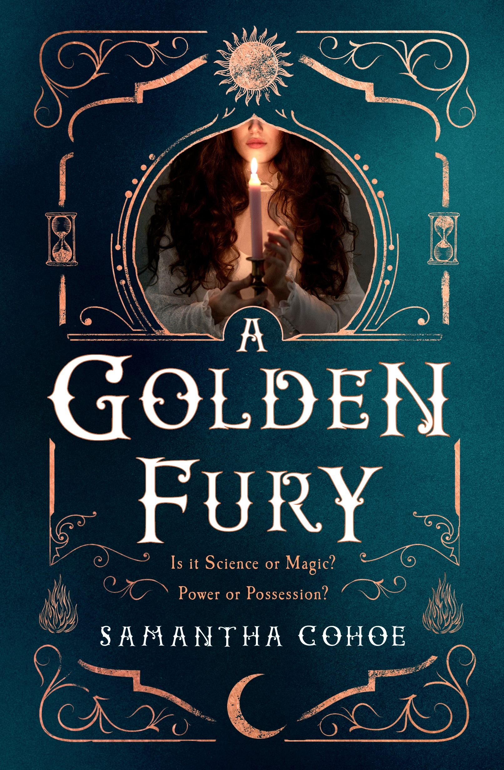 A Golden Fury_COVER